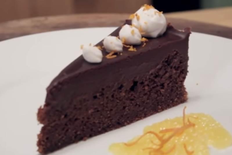 VIDEO RECEPT: Čokoladna torta