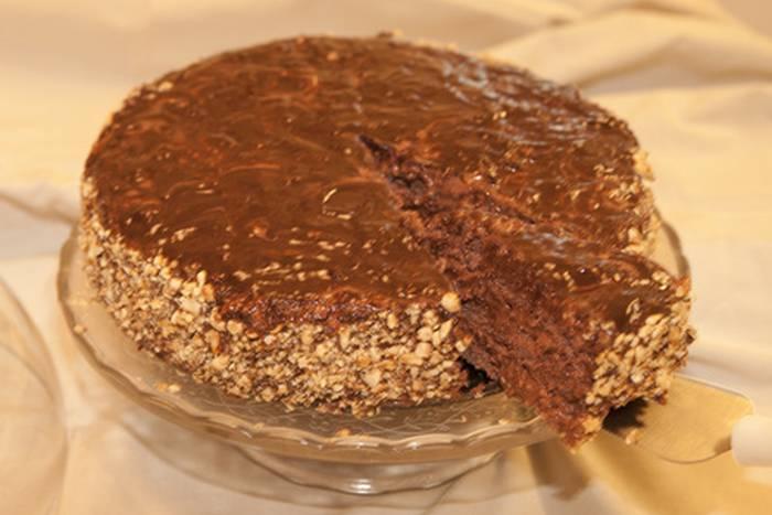 Brza Nutella torta, bez pečenja kora, GOTOVA ZA SAMO POLA SATA!
