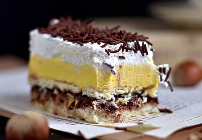 NUTELLA KOCKE: Savršen kremasti kolač kojem nitko neće odoljeti